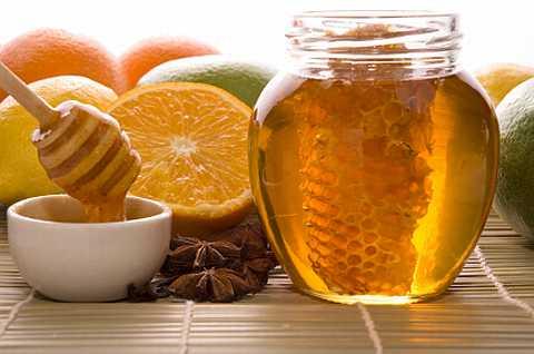 Βαζάκι με μέλι